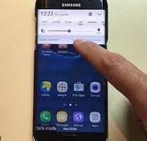 s5 - حالت safe mode  گوشی را از حالت ایمن خارج کنیم ؟  حالت ایمن خاموش نمی شود؟  فروشگاه آرام دل